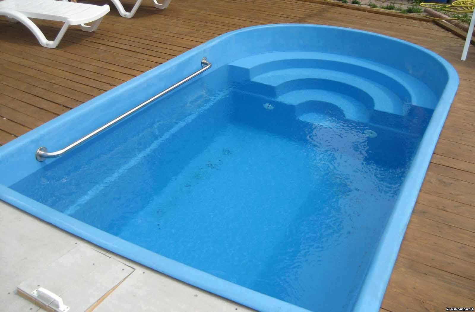Как сделать бассейн своими руками 7